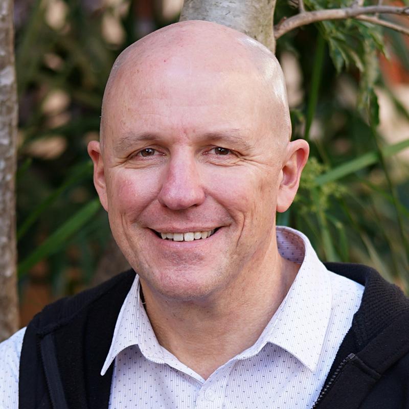 Rev. John Cox